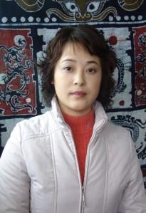 苏琼英教授